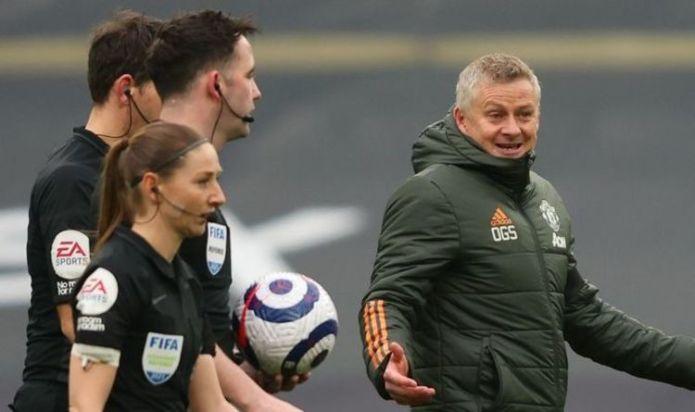 Man Utd boss Solskjaer explodes at use of VAR despite Tottenham win - 'The game is gone'