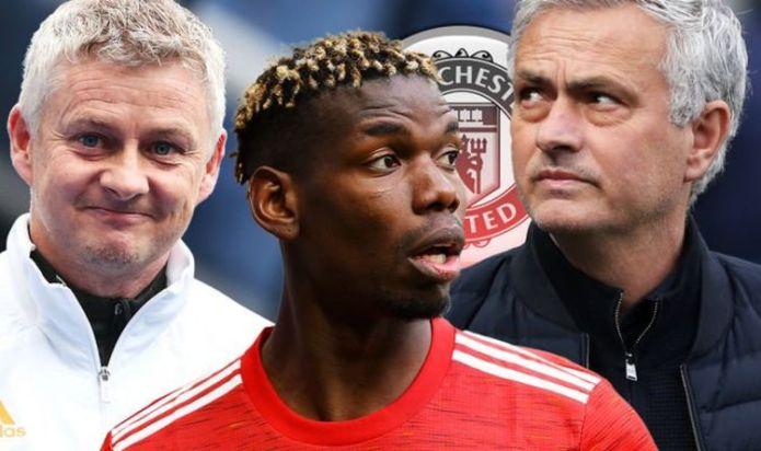 Man Utd ace Paul Pogba gives scathing Jose Mourinho verdict and makes Solskjaer comparison