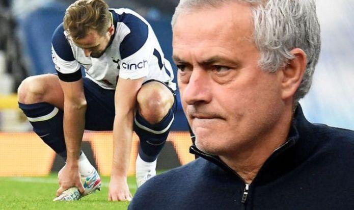 Tottenham boss Jose Mourinho 'optimistic' over Harry Kane injury ahead of League Cup final