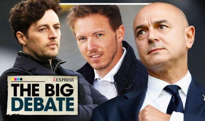 Tottenham next manager: Who should Daniel Levy hire to replace Jose Mourinho? Big Debate