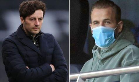Ryan Mason fires Man City cup final warning as Tottenham face nervy Harry Kane injury wait