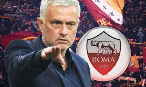 Jose Mourinho appointed Roma manager after Tottenham sacking in surprise return