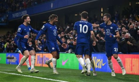 The results Liverpool need for a top four finish after Chelsea beat Leicester City