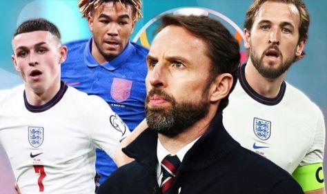 England squad announced for Euro 2020 as Gareth Southgate picks 33-man team