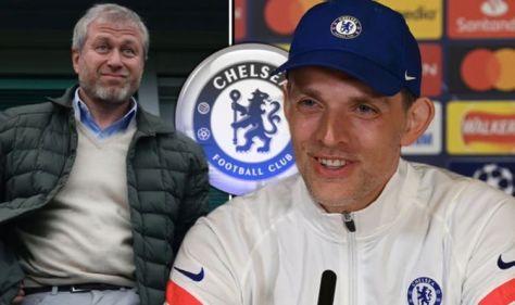 Chelsea boss Thomas Tuchel sends Roman Abramovich message on future before Man City clash