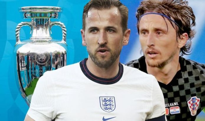 England vs Croatia LIVE: Confirmed team news and updates from Euro 2020 clash