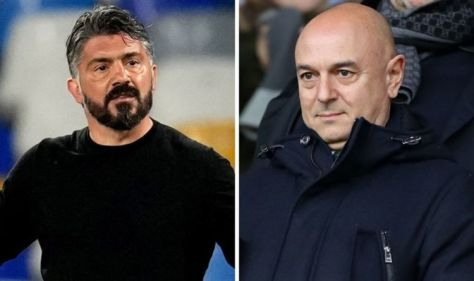 Gennaro Gattuso can show ruthless streak with three transfer decisions at Tottenham