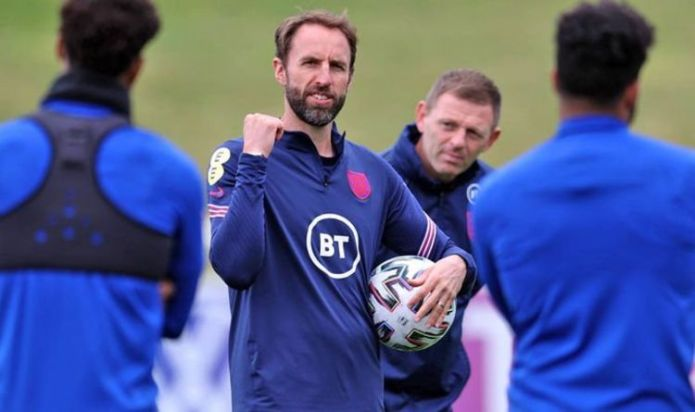 England team leak as 10 selections and tactics emerge ahead of Germany Euro 2020 clash