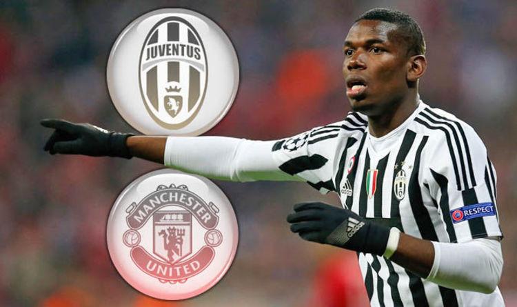Juventus Transfer News Man Utd's Paul Pogba Release