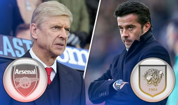 Arsenal v Hull live blog
