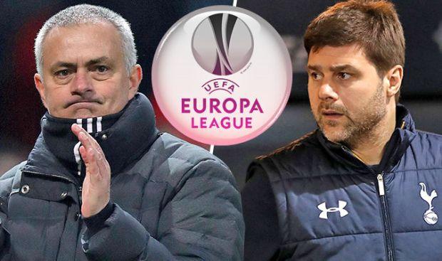 Manchester United v St Etienne and Gent v Tottenham