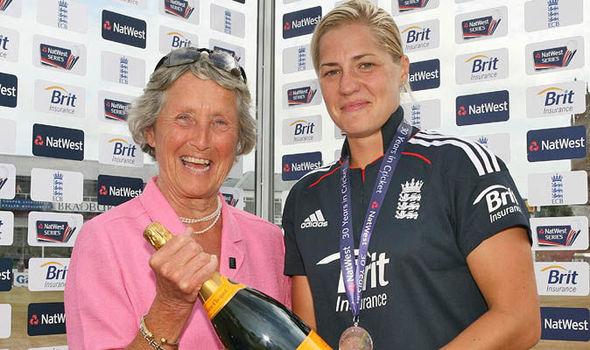 England women's cricket World Cup Rachael Heyhoe Flint passed away 77