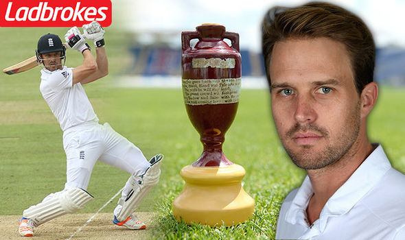 Nick Compton, ex-England cricketer, will write for the Express throughout the Ashes