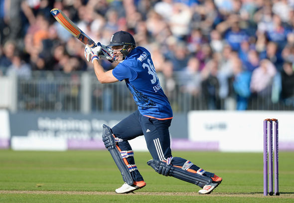 David Willey England cricketer