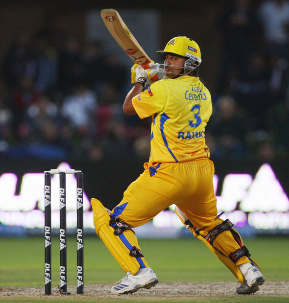 IPL star Suresh Raina