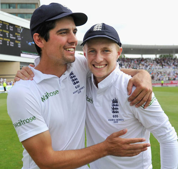 Joe Root will take over from Alastair Cook who stepped down last week