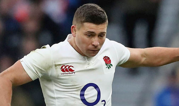 Ben Youngs expects a stern test against Scotland next week