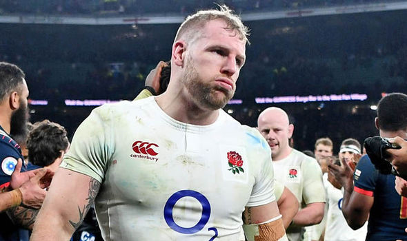 James Haskell England Wales