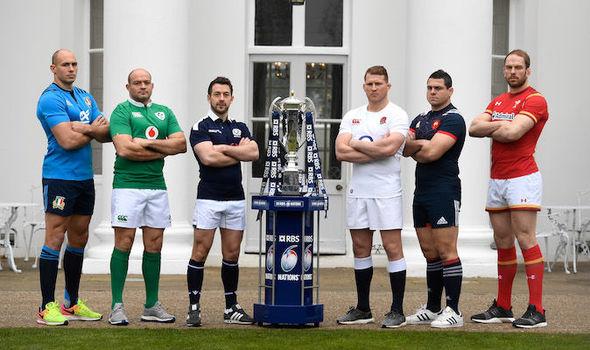 Six Nations on TV