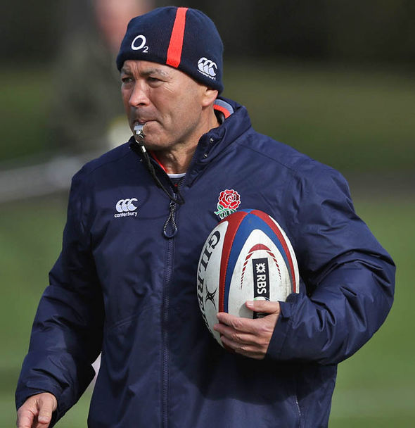 Eddie Jones's side could equal the All Blacks' consecutive win record