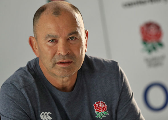 England Rugby news Eddie Jones  England Rugby news: Jones gives players DAY OFF in South Africa | Rugby | Sport England Rugby news Eddie Jones 1378548