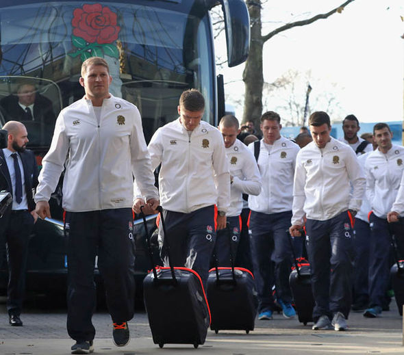 England get their Six Nations campaign underway this Saturday against France