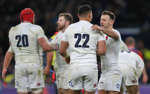 England have won 15 consecutive games