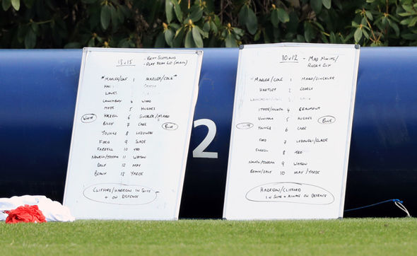 England rugby team leaked line-ups
