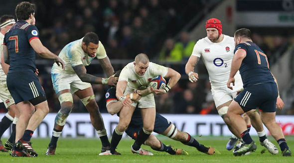 England's bench made a match-winning contribution against France