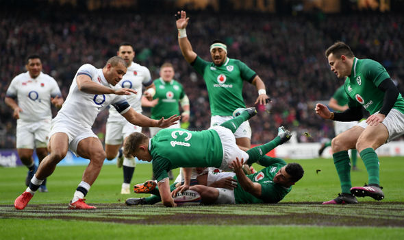 England vs Ireland LIVE Six Nations Rugby  England vs Ireland LIVE: Six Nations updates on St Patrick's Day, score and highlights | Rugby Union | Sport England vs Ireland LIVE Six Nations Rugby 1272352