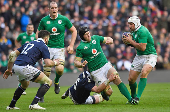 Ireland suffered a shock defeat to Scotland on the opening weekend