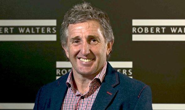 Wales legend Jonathan Davies