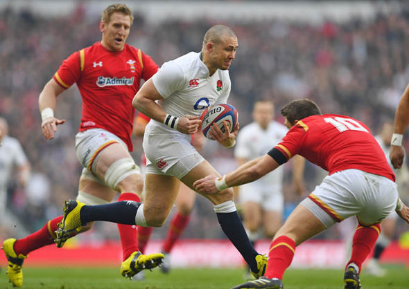 Wales have a 60 per cent success record in home games against England