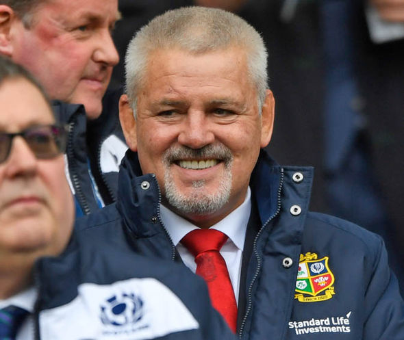 Warren Gatland will name his squad on Wednesday