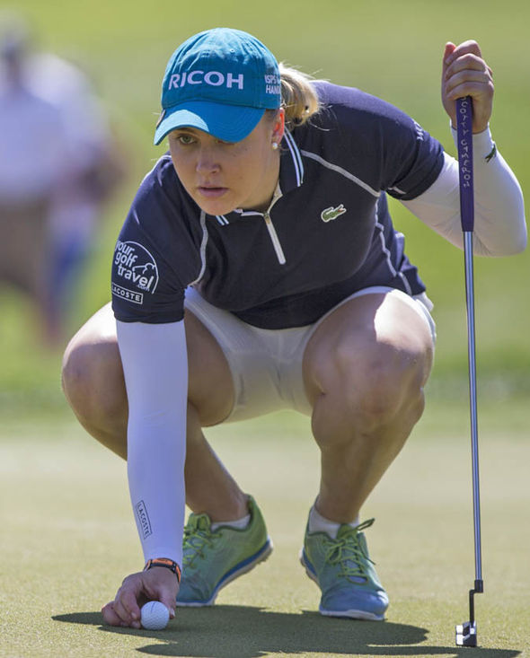 Hull admits she could be forced to move to the States to play more events there