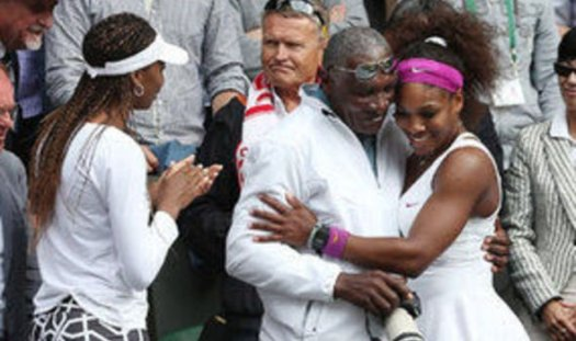 Wimbledon 2012: Tearful Serena Williams pays tribute to ...