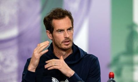 How Andy Murray raged at accusations he 'doesn't like England': 'Nonsense!'
