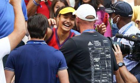 Emma Raducanu splits from new coach after US Open win
