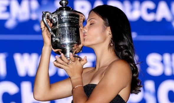 Indian Wells prize money as Emma Raducanu looks to add to $2.5million US Open prize pot
