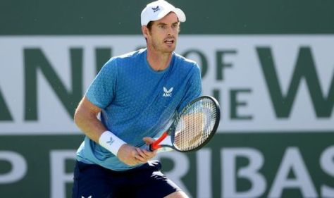 Andy Murray produces extraordinary shot against 'future No 1' as he seals Indian Wells win