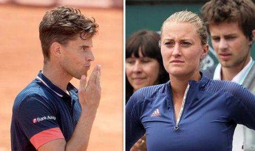 Dominic Thiem girlfriend: Meet tennis ace's star ...