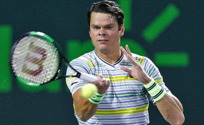 Miami Open 2018 Milos Raonic Delivers Emotional Message