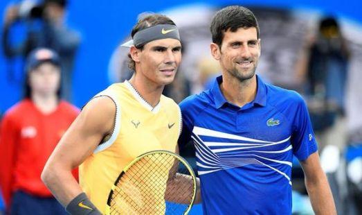 Rafael Nadal and Novak Djokovic relationship claim made at Paris Masters | Tennis | Sport | Express.co.uk