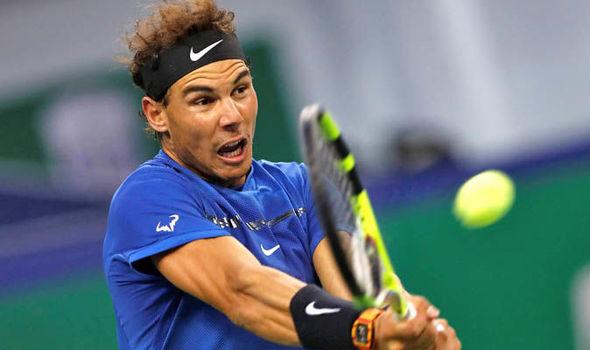 Rafael Nadal vs Marin Cilic start time