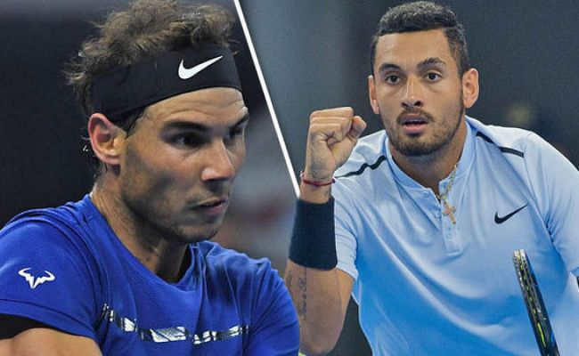 Rafael Nadal Vs Nick Kyrgios Recap Relive China Open