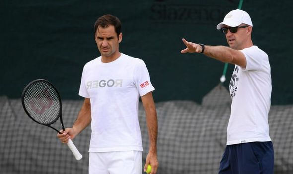 Roger Federer S Post Wimbledon Schedule Revealed By Ivan