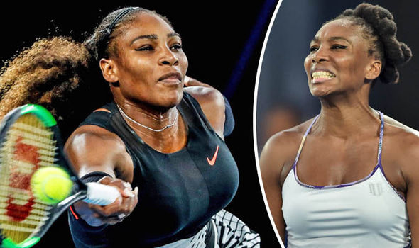 Serena Williams final against Venus Williams