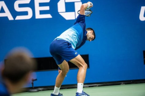 Roger Federer names 'nice' aspect of Novak Djokovic's US Open final vs Daniil Medvedev