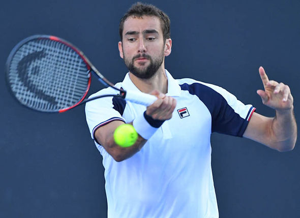 Dan Evans beat world No7 Marin Cilic