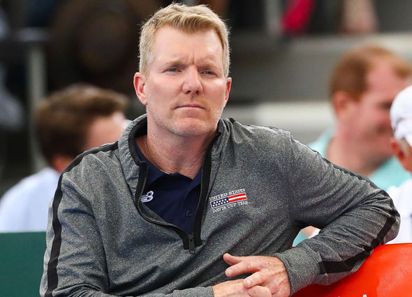 French Open pundit Jim Courier